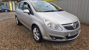 Vauxhall Corsa 1.4i £1500