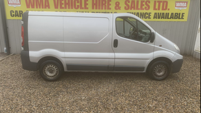 Vauxhall Vivaro 2.0CDTI [90PS]  Van 2.7t DAY VAN £2700. DEPOSIT TAKEN