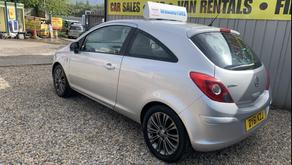 Vauxhall Corsa 1.2i 16V [85] SE 3dr £1695