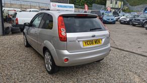 Ford Fiesta 1.25 Zetec 3dr [Climate] £1300