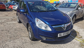 Vauxhall Corsa 1.3 cdti diesel manual £50 per week