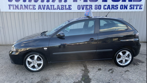 Seat Ibiza 1.9 tdi sport 2008 £1995 or finance available