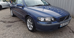 Volvo S60 2.0 T Automatic 2003 £1195
