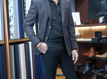ตัดกางเกง ง่ายๆ เนี้ยบๆ กับ SAM CERRUTI : The Best Custom Tailors in Bangkok