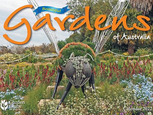 2022 Garden Clubs of Australia Calendar