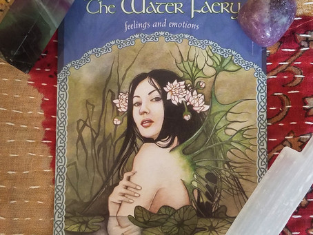 The Water Fairy's Wisdom