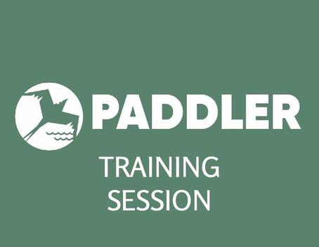 2/20 PADDLER TRAINING SESSION開催!