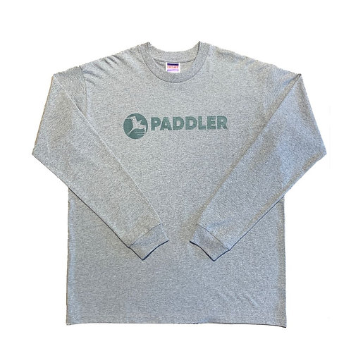 PADDLER Long Sleeve T-shirt -Limited Edition-