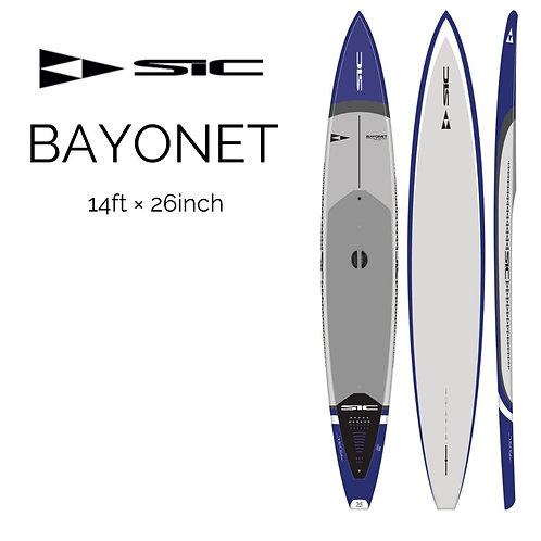 """SIC BAYONET 14'0""""×26"""""""
