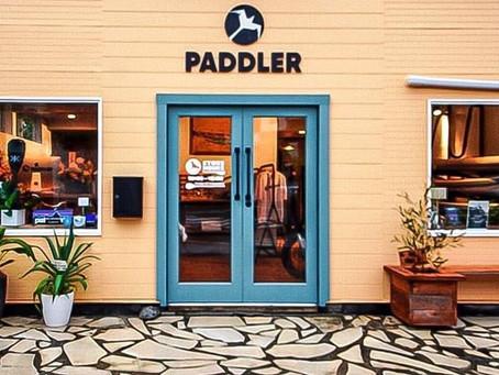 来月はPADDLER1周年!