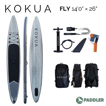 """KOKUA FLY  14'0"""" x 26"""""""