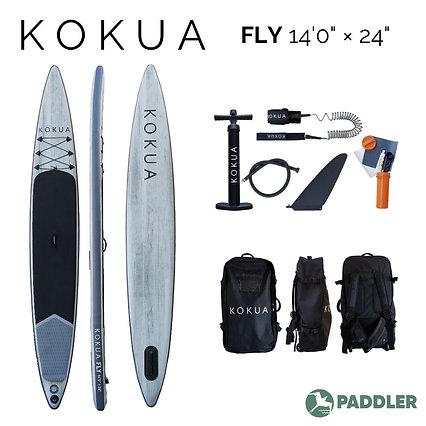 """KOKUA FLY 14'0"""" x 24"""""""