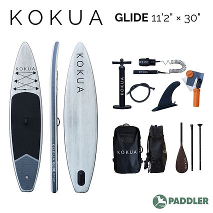 """8月中旬入荷分 予約受付中! KOKUA GLIDE 11'2"""" x 30"""""""