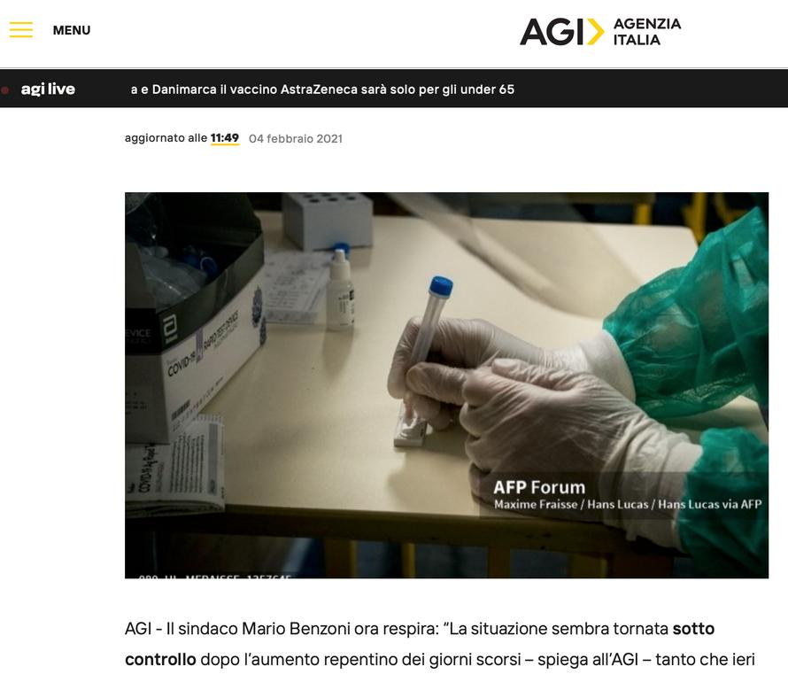 Publication AGI