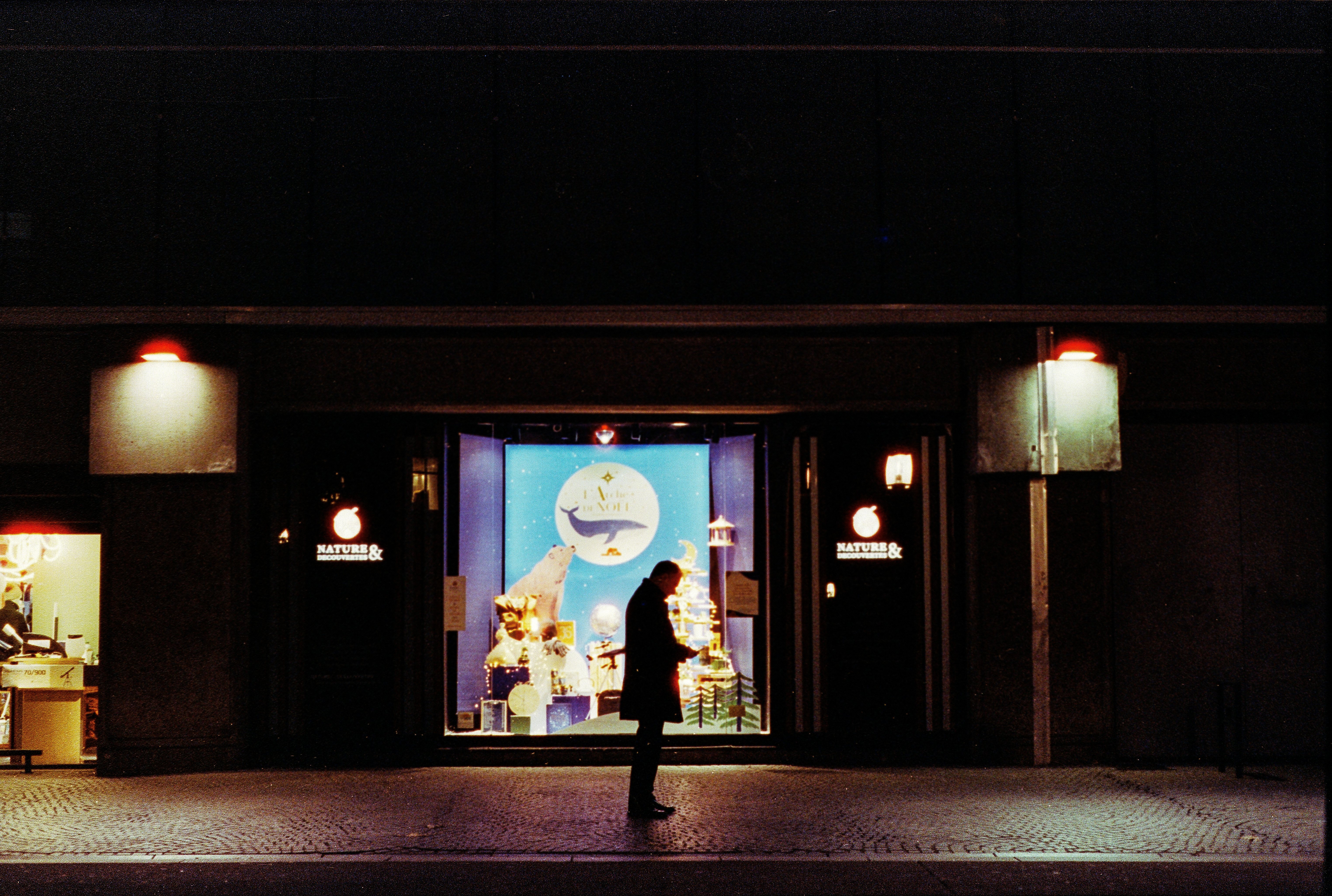 Street Photo nocturne