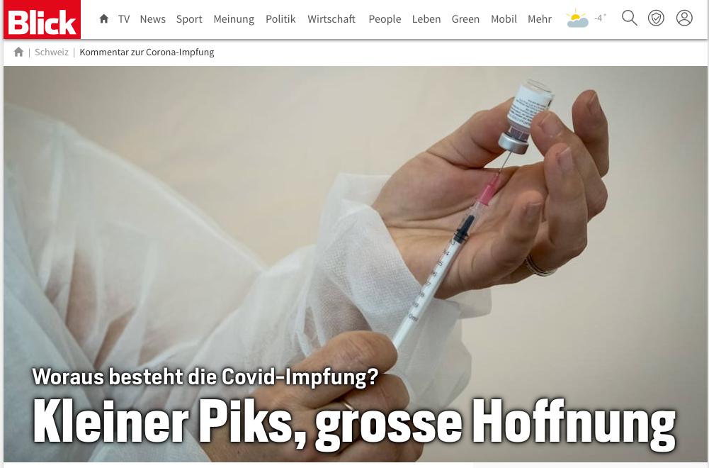 Publication Blick