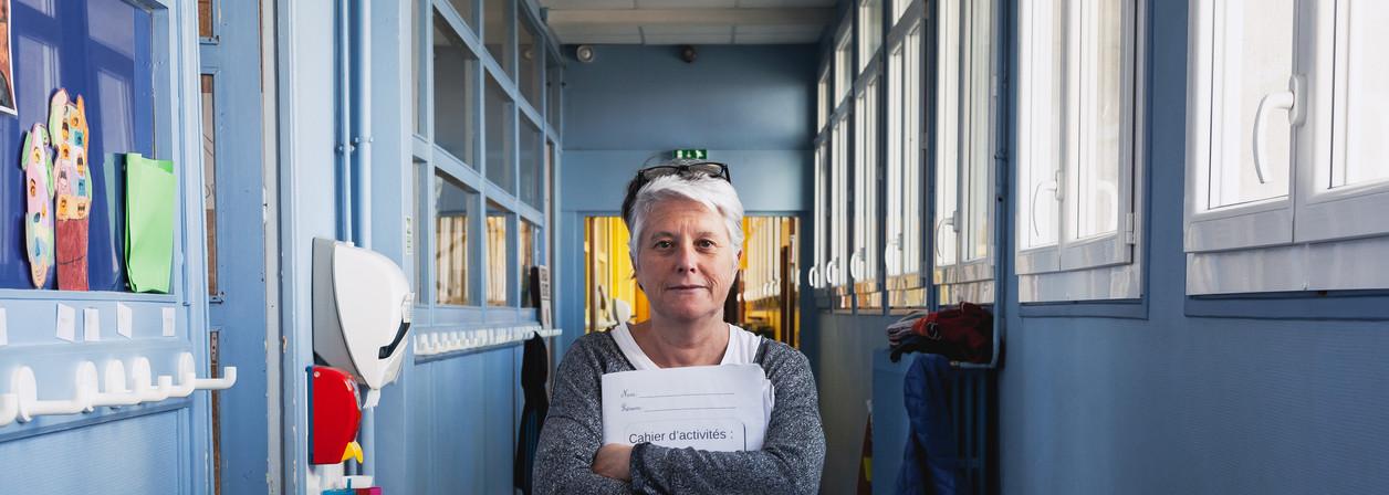 Portrait professionnel. Directrice d'établissement scolaire.
