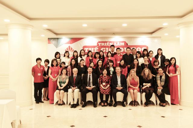 Sunrise Vietnam's World Study Fair
