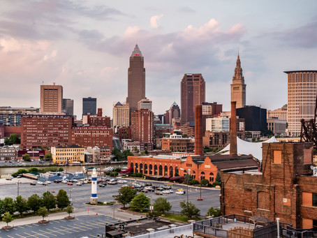 IELTS Reading Practice - Why Cleveland is America's Hottest City Right Now