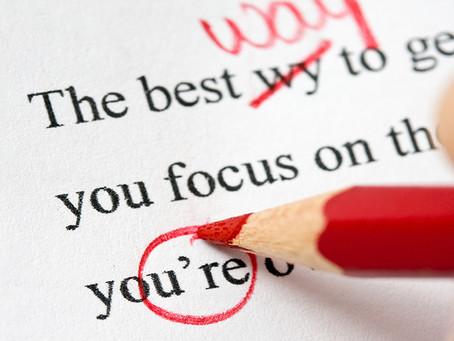 Grammar Builder Exercise – Although, In Spite Of and Despite