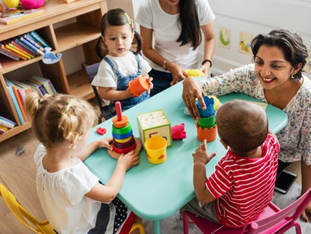 IELTS Reading Revision - Kids Better Off at Nursery than Staying Home