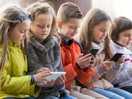 Writing Task 2 Revision – The Use of Mobile Phones Among Young Children