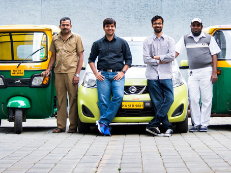IELTS Reading Revision – Ola Launches an In-Car Entertainment Platform for Passengers