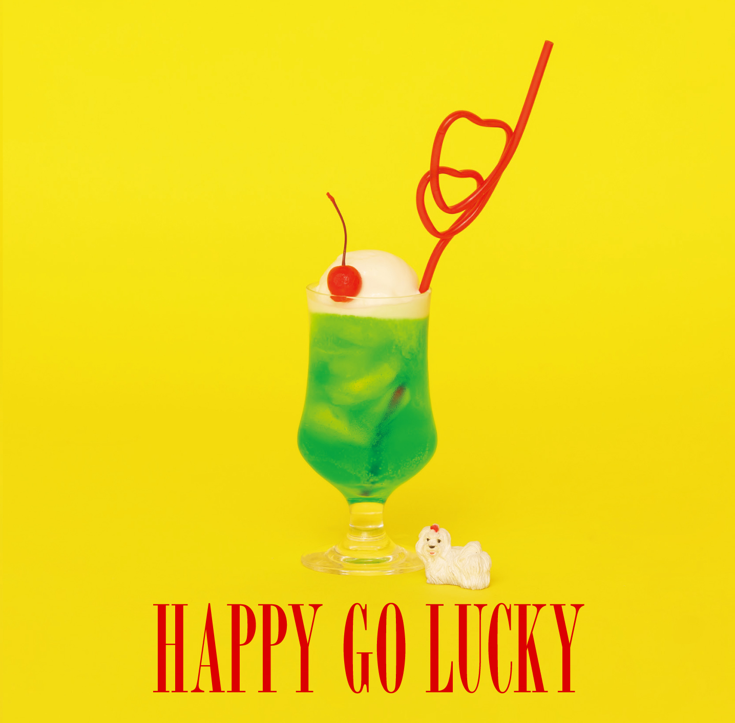 4th EP「HAPPY GO LUCKY」
