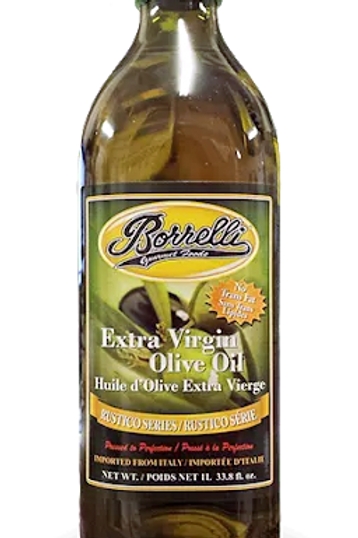 Olive Oil - Extra Virgin