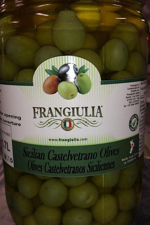 Sicilian Castelvetrano Olives