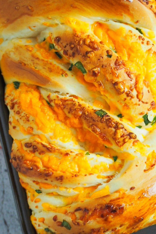 Baked Cheese Bread