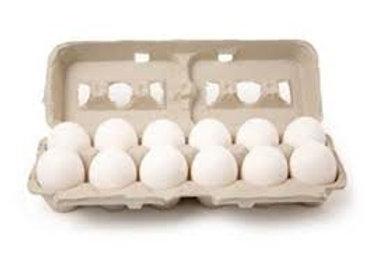 Extra Large White Eggs