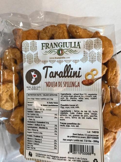 Tarallini - Nduja