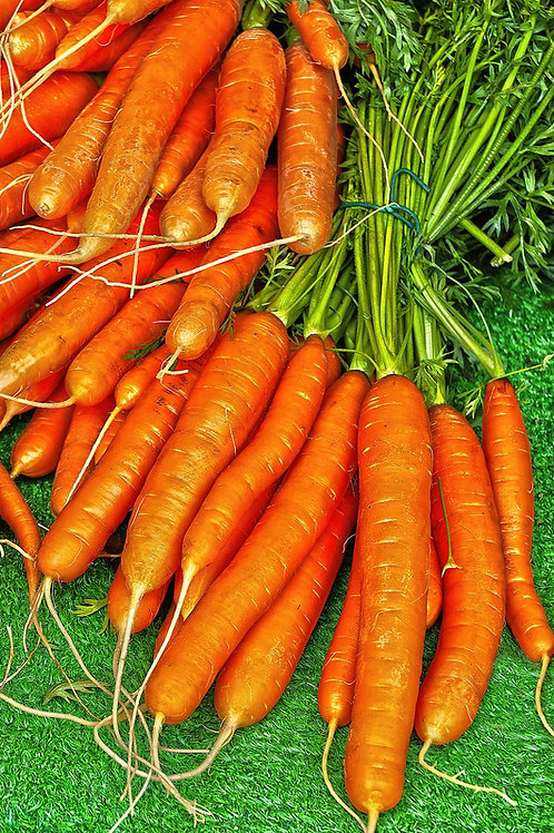 Carrots - Whole