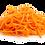 Thumbnail: Carrots - Shredded