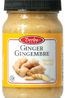Ginger Minced