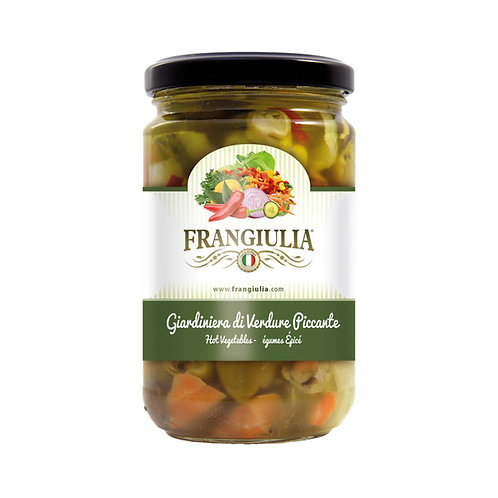 Giardiniera (Vegetables) Piccante