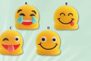 Floreal Emoticons gelatina 24 pz