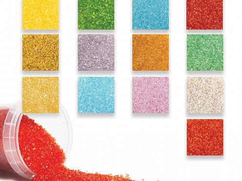 Floreal Cristalli di Zucchero colori assortiti da 800 gr