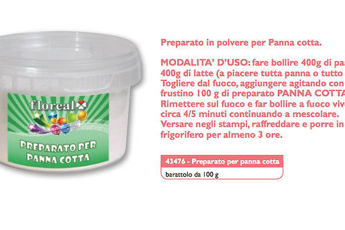 Floreal Preparato Panna Cotta da 100 gr