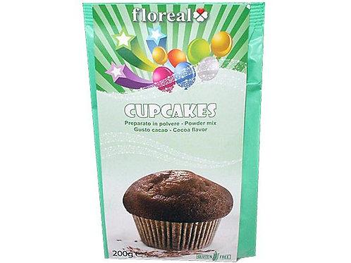 Floreal Preparato Cupcakes Cioccolato da 200 gr