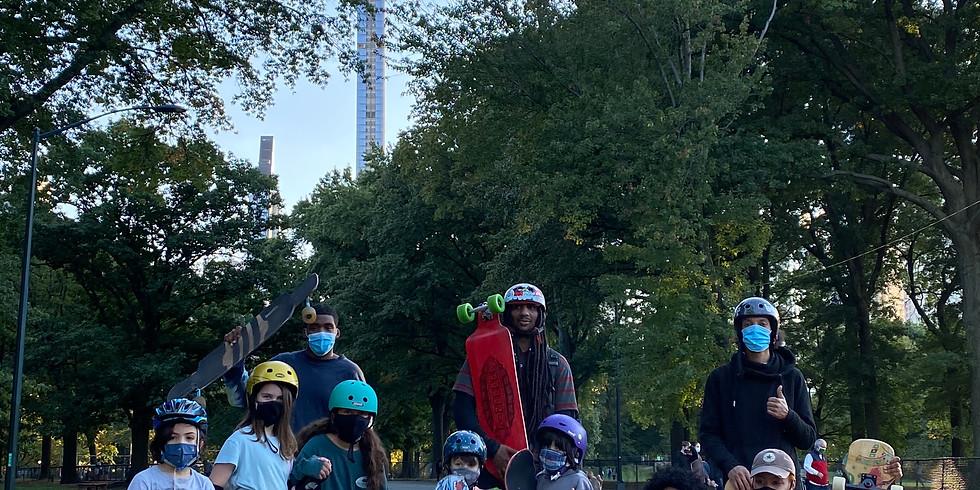 Pre-Holiday Youth Skate: Jefferson Skate Park