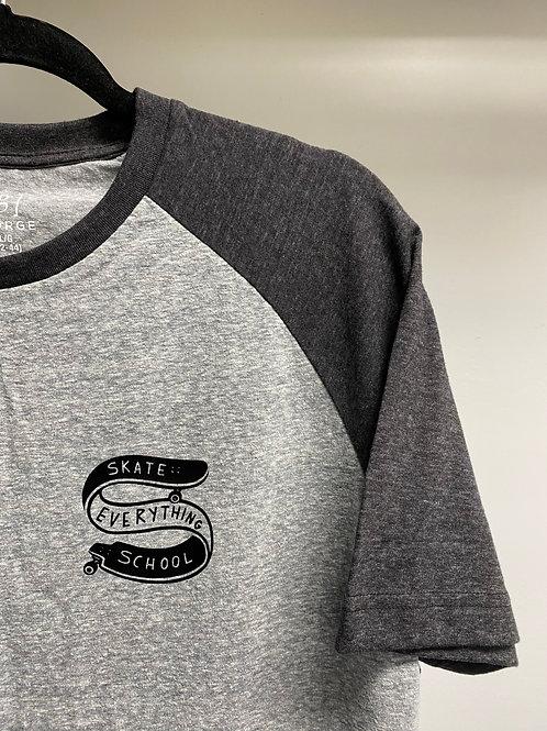 S.E.S Grey Sleeve Tee