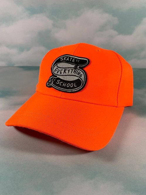S.E.S Neon Orange Cap