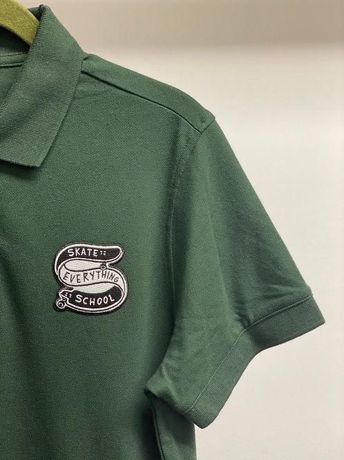 S.E.S Pine Green Standard Polo