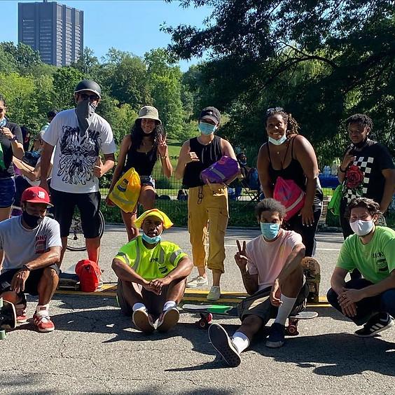 Pre-Holiday Adult Skate: Jefferson Skate Park