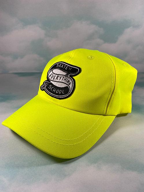 S.E.S Neon Yellow Cap