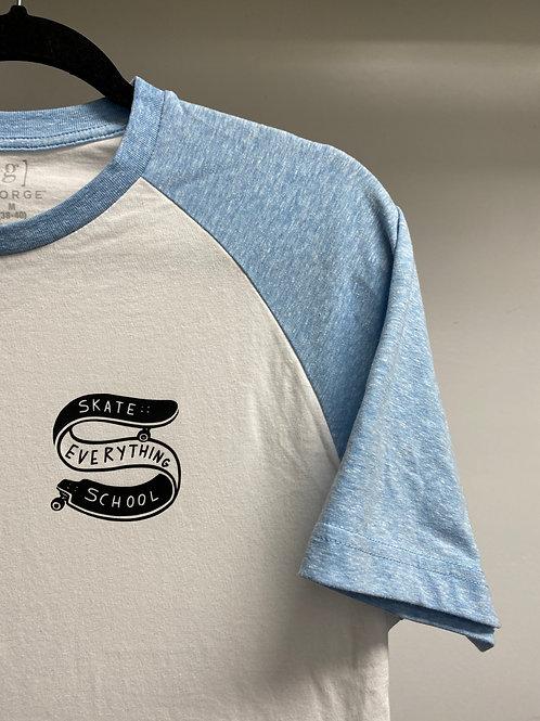 S.E.S Blue Sleeve Tee