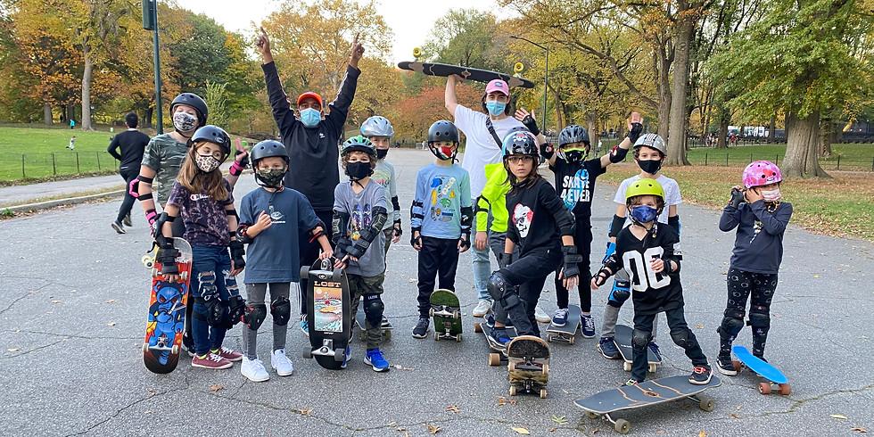Pre-Holiday Youth Skate: Prospect Park 15th Street Entrance