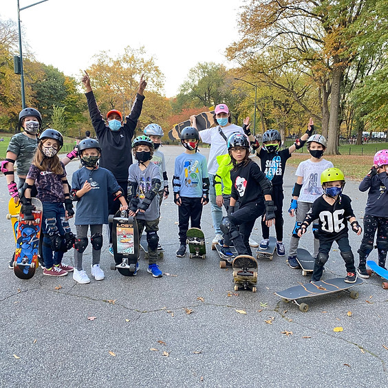 Skate-Everything School Back To School Skateboard Day